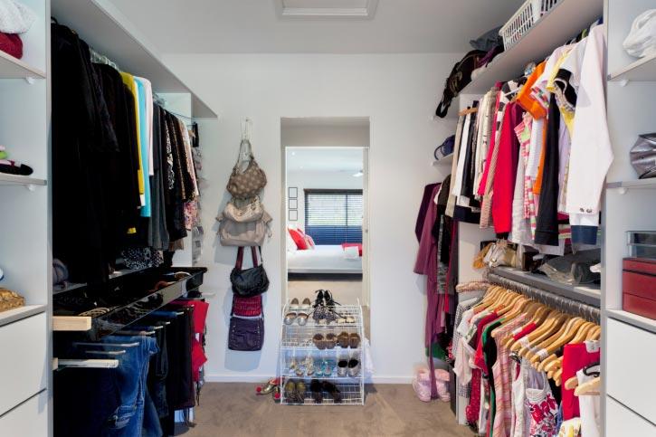 Planning Your Closet